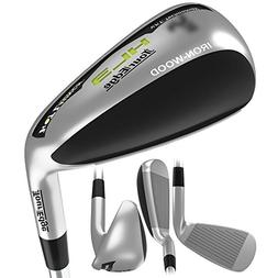 Tour Edge Men's HL3 Iron-Wood, Right Hand, Senior, Graphite,