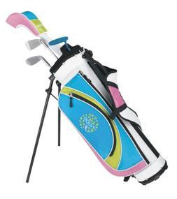 Wilson Girl's Hope Complete Golf Package Set, Blue