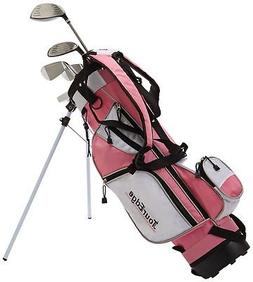 Tour Edge HT Max-J Kids Golf Club Set
