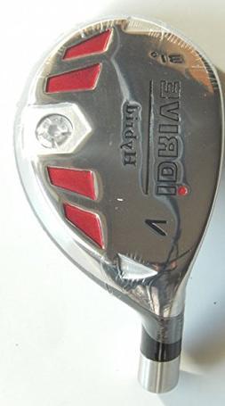 New Integra I-Drive Hybrid Golf Club #7-31° Left-Handed Wit