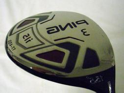 Ping i15 3 wood 15.5  LEFT 3w I-15 Fairway Club LH