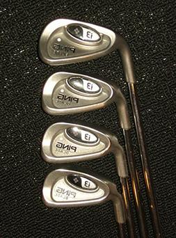 Ping I3+ Blade Golf Clubs, White Dot, Left Handed, Holiday B