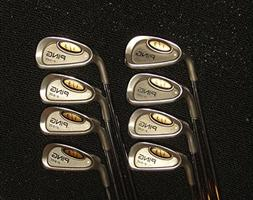 Ping I3 O-Size Golf Clubs, White Dot, Left Handed, Holiday B