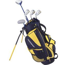 Prosimmon Icon Junior Golf Club Set & Stand Bag for kids age