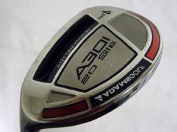Adams Idea A12OS 4 Iron 22 Hybrid  4h Golf Club