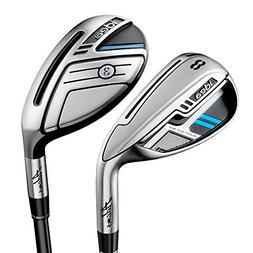 Adams Golf Men's New Idea Iron Set, Right Hand, Steel, Regul