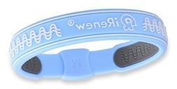 MU Sports Irenew Balance Bracelet Sports Series L Size Red G