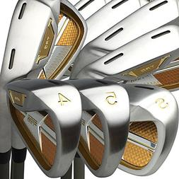 Japan Epron TRG 4-Sw Iron Matrix Stain Steel Chrome Golf Clu