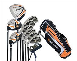Founders Club The Judge Mens Complete Golf Set, Graphite, Re
