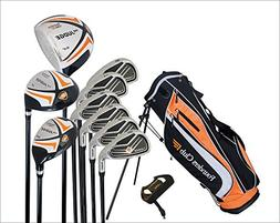 Founders Club The Judge Mens Complete Golf Club Package Set