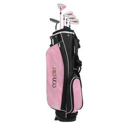 Golf Girl Junior Club V2 Youth Right Hand Set for Kids w/Pin