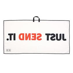 Uther Just Send It - Premium Tour Golf Towel 20 x 40 inch -