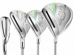 TaylorMade Kalea Ultralite 10 Piece Complete Ladies Golf Set