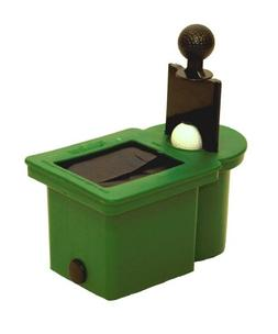 Club Clean - Green - Original Club and Ball Washer with Brac