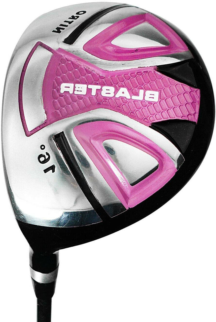 13 Golf Club Set Right Nitro Titanium