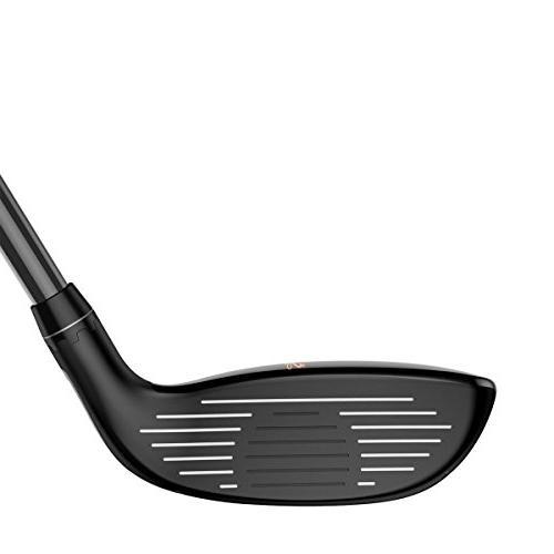 Cobra Men's 2017 OS Hybrid Graphite Regular 5/6, Hand, Golf King Lofts,