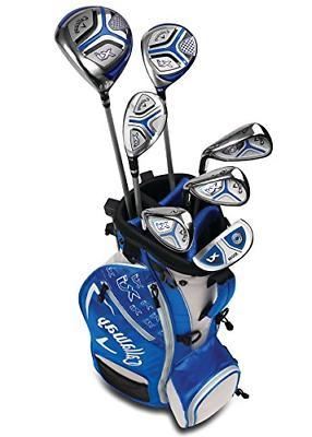 Callaway Golf 2018 Xj Junior Set, Level 3, 7 Piece Set, Righ