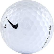 24 Near Mint Nike One Vapor Used Golf Balls - Two Dozen