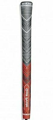 Golf Pride- Decade MultiCompound MCC Plus4 Standard Grip Red