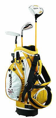 "Founders Club Atom Complete Junior Golf Set, Youth 36-45"" Ta"