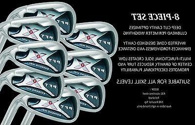 Xl Irons Set Fit Extra Large Jumbo Grips