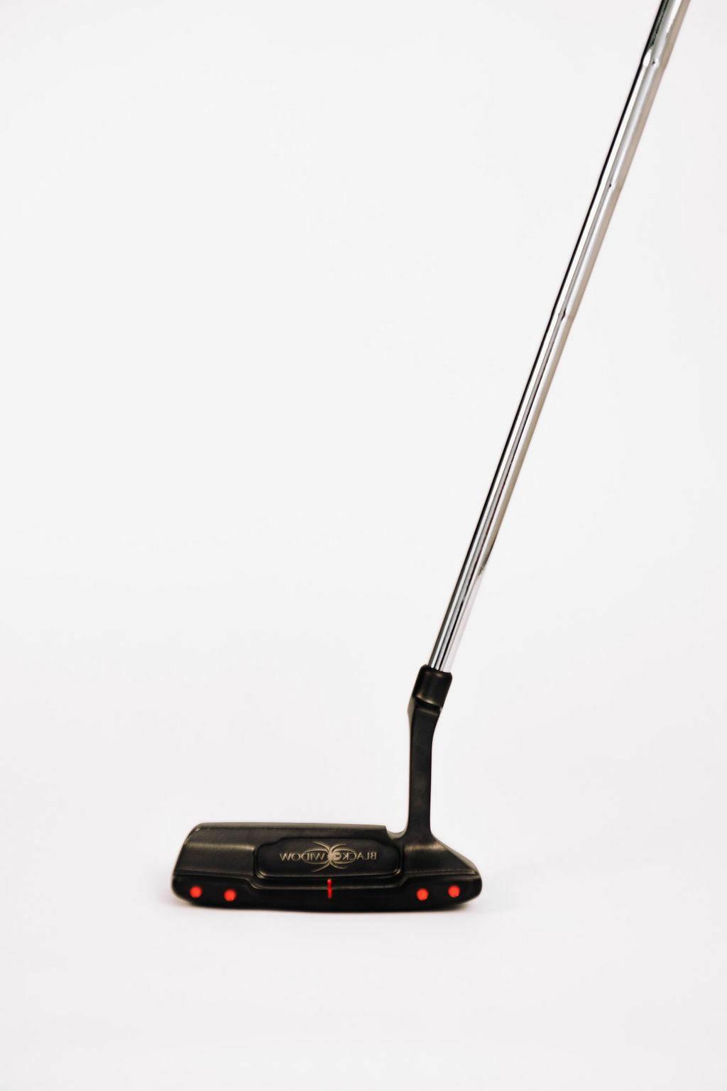 Black Widow Golf Putter