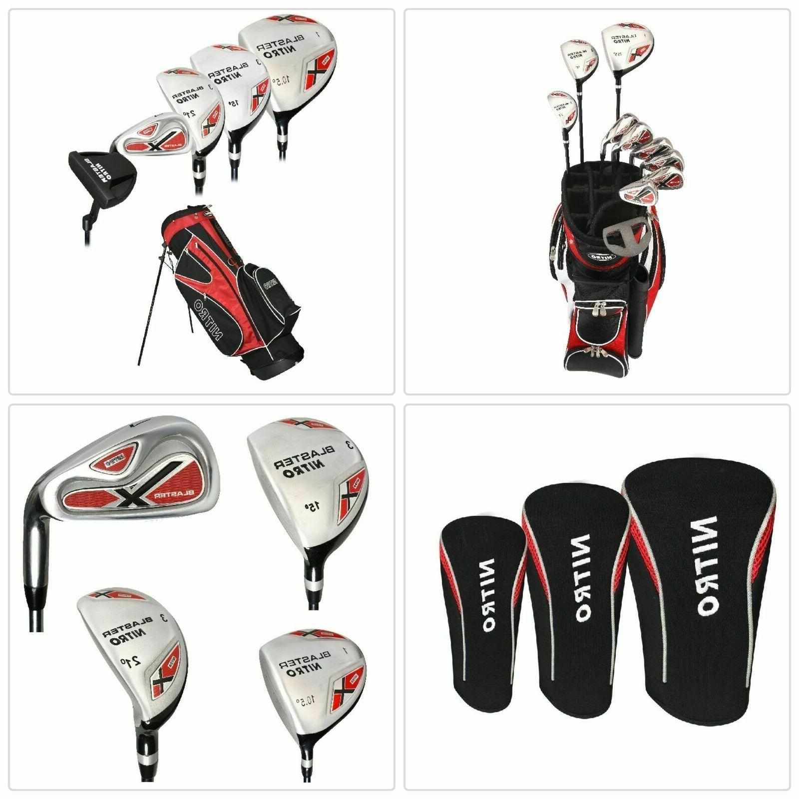Nitro Men's Blaster Golf Set