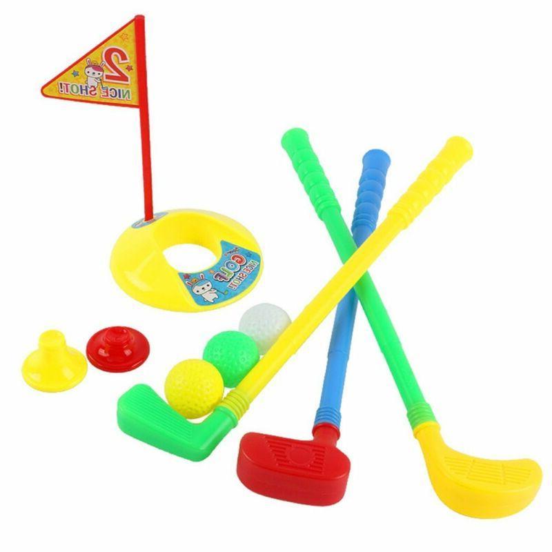 Children Mini Leisure Club Set Practice Kid Plastic Toy GiftUS