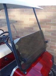Club Car DS  Acrylic Split Windshield - Tinted