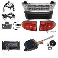 STANDARD Club Car Precedent Golf Cart Street Pkg LED Light K