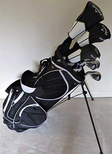 complete golf clubs
