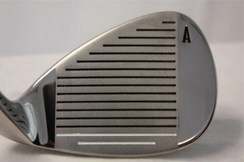 CUSTOM GOLF SET SW LW APPROACH LOB IRONS