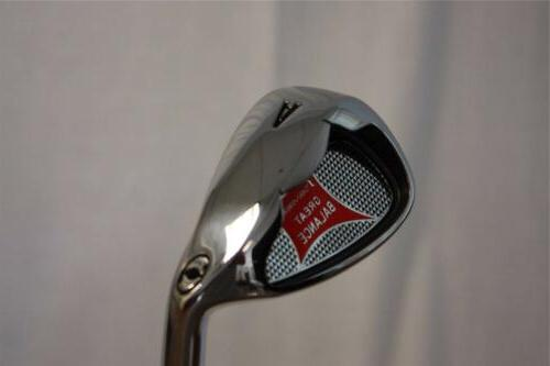 CUSTOM GOLF WEDGE SET 52 AW 56 APPROACH IRONS