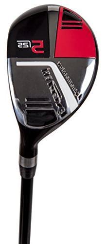 Pinemeadow Golf Men's EGI Hybrid Club, Graphite, 25-Degree, Hand