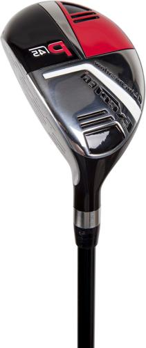 Pinemeadow Golf Men's Excel EGI Hybrid Club, Graphite, 28-De