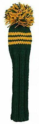 Sunfish Fairway Headcover, Green/Yellow