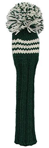 Sunfish Fairway Headcover, Green/White