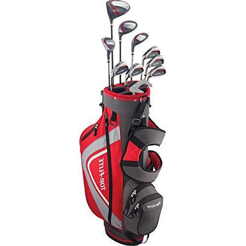 flite complete golf club set
