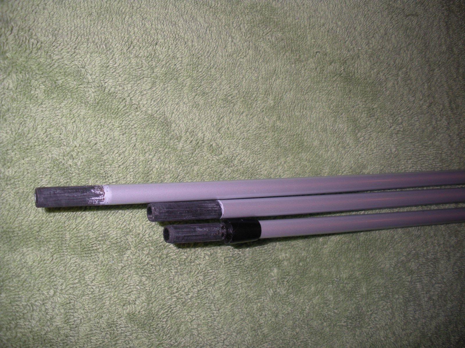 FUEL GOLF of L flex Fairway shafts w /grips
