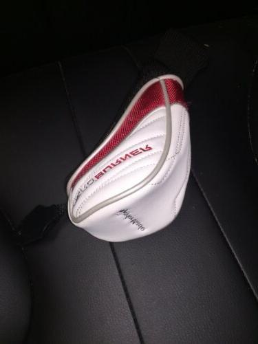Genuine Taylormade Hybrid Golf Club Head Black