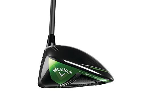 "Callaway Golf 2017 Great Big Bertha Epic Sub Zero Left Hand, 60G, 45.5"" Stiff, 9 Degrees"