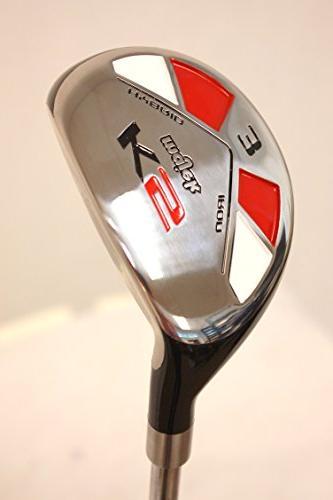 golf hybrid senior flex right
