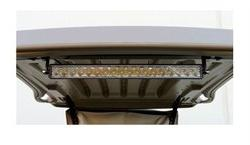 "Golf Cart 21"" LED Utility Light Bar Single Beam"