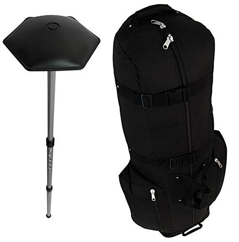 CaddyDaddy Golf Bag Black