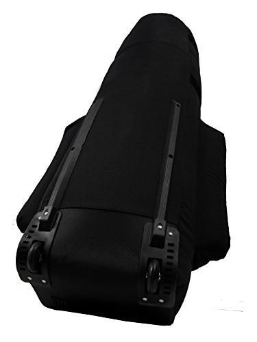 CaddyDaddy CDX-10 Bag Travel North Pole Black