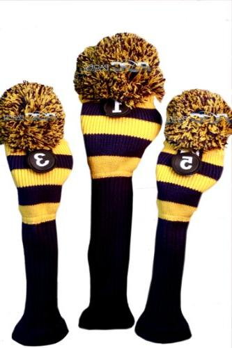 golf club head covers traditional