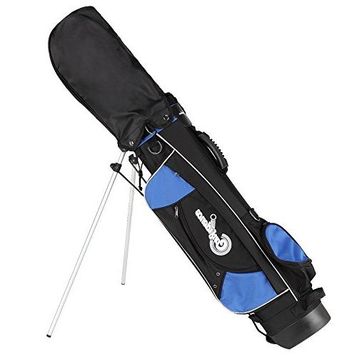 Confidence Junior Golf Club Set with Stand for