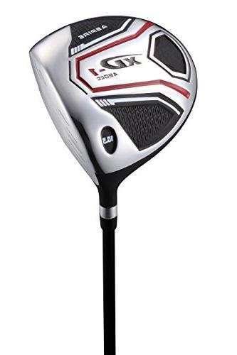 Aspire XD1 Men's ALL Clubs Package Titanium Driver, Fairway, S.S. S.S. Irons, Stand 3 Right Hand