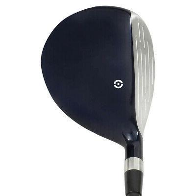 Bullet Golf Clubs Fairway Brand