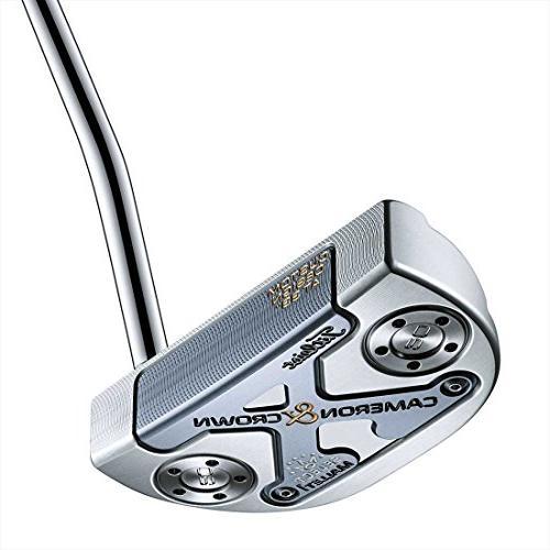 golf clubs scotty newport mallet